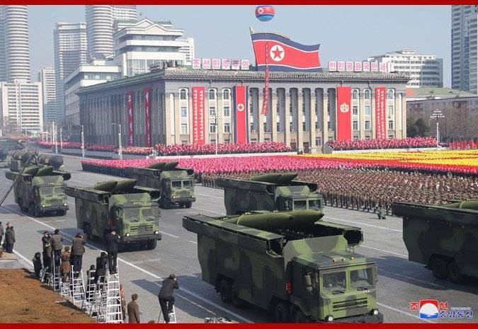 """""""Kimskander""""। उत्तर कोरियाई लोगों को इस्कंदर के समान एक नया ओटीआरके कहाँ मिला?"""