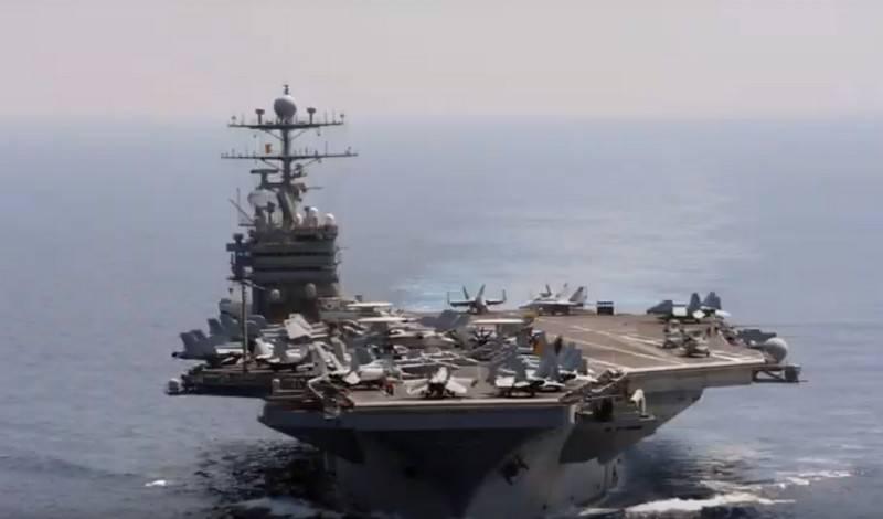 """Разведка США получила данные о планах Ирана """"атаковать американцев"""""""