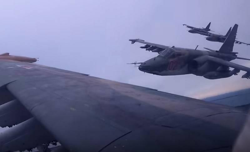 El segundo escuadrón de asalto Su-4CM25 se forma en el Ejército 3 de la Fuerza Aérea y la Defensa Aérea.