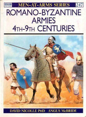 Warriors of the Byzantine Empire