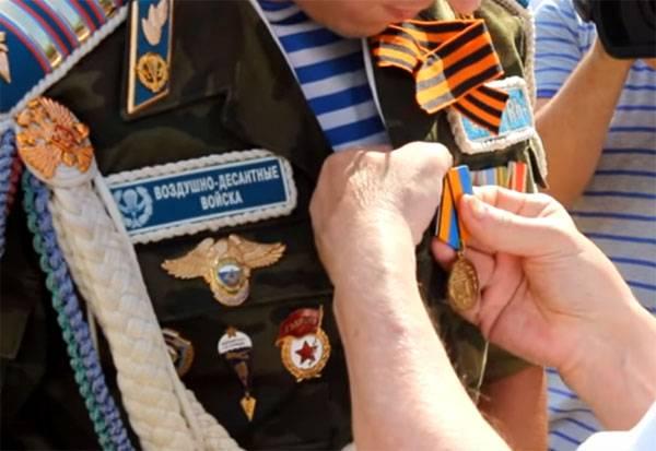 Заявлено о новой норме ношения наград военнослужащими ВС РФ