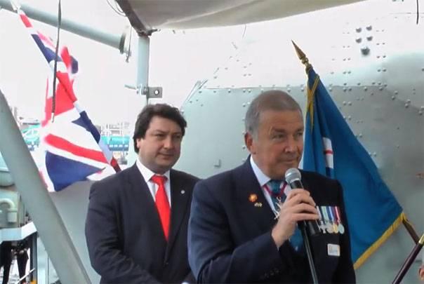 """Британский адмирал назвал возможный удар США по Ирану """"роковой ошибкой"""""""
