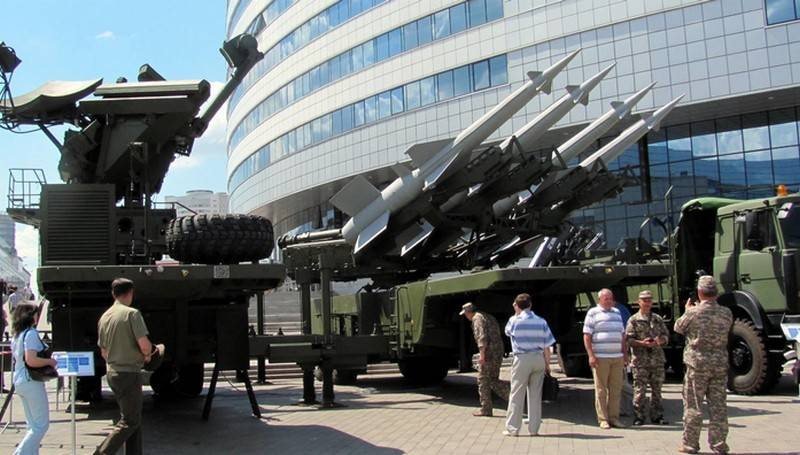 Russia confirmed readiness to modernization of military equipment of Belarus
