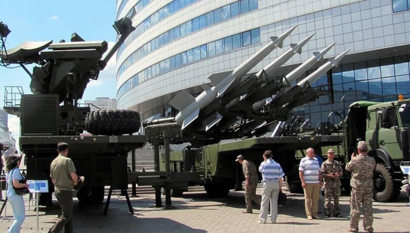 Россия подтвердила готовность к модернизации военной техники Белоруссии