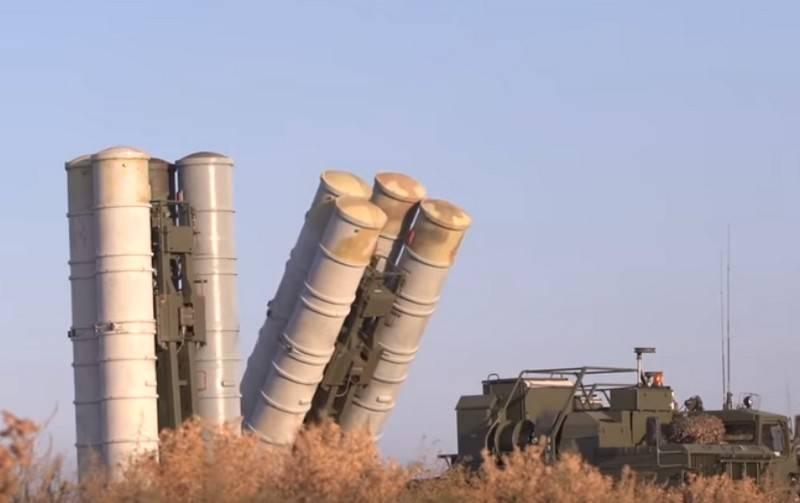 """Ирак принял решение закупить российские ЗРС С-400 """"Триумф"""""""