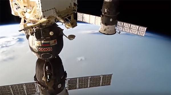"""the United States has asked Roscosmos additional space for astronauts to """"Unions"""""""