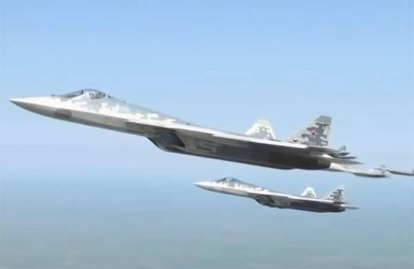 Estimated contract cost for su-57 to VKS RF