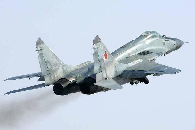 Os países latino-americanos estão interessados no russo MiG-29
