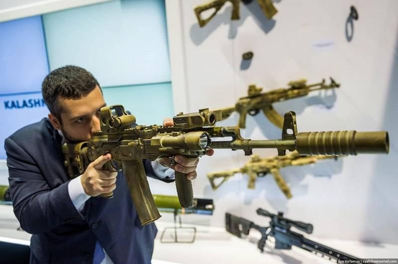 Разработка новой штурмовой винтовки начата в ЦНИИТочмаш