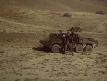 """नेटवर्क अफगान युद्ध के बारे में गोब्लिन की """"मोबाइल श्रृंखला"""" पर चर्चा करता है"""