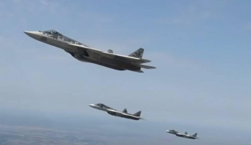 """В США назвали """"реальную"""" стоимость одного истребителя Су-57"""