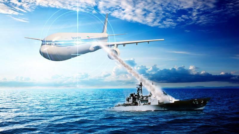 Вашингтон предупредил об опасности полётов над Персидским заливом