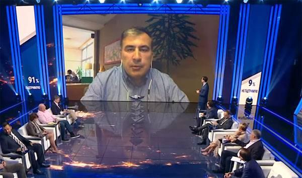 Саакашвили: Либо Украина будет развиваться, либо её не будет вообще