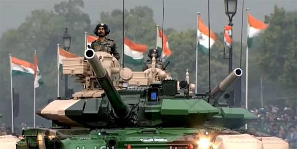 В Индии заявлено о низком качестве боеприпасов для Т-90 и другой техники