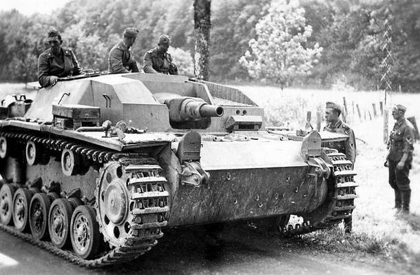 1942. The German response to the T-34 and KV