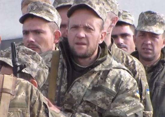 """О """"поведении"""" украинской армии на Донбассе на фоне инаугурации Зеленского"""