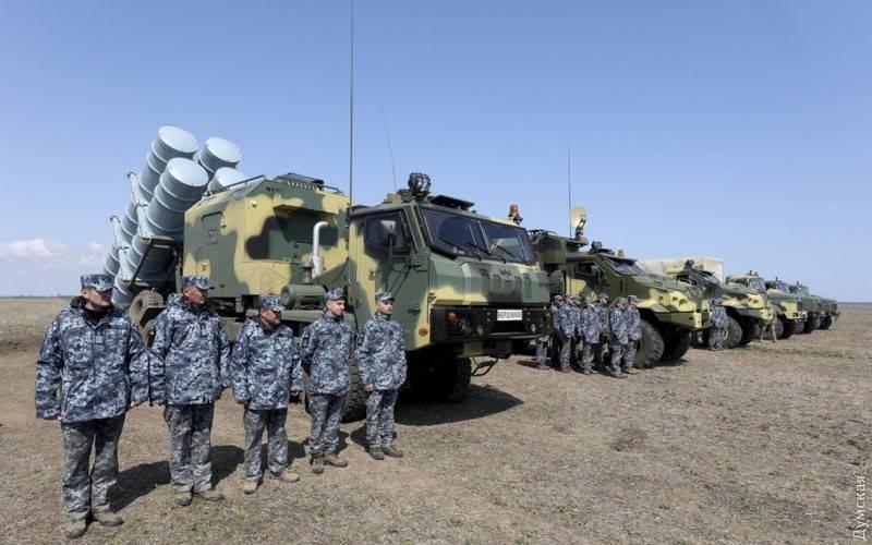 """Под Одессой начались испытания ракетных комплексов """"Ольха"""" и """"Нептун"""""""