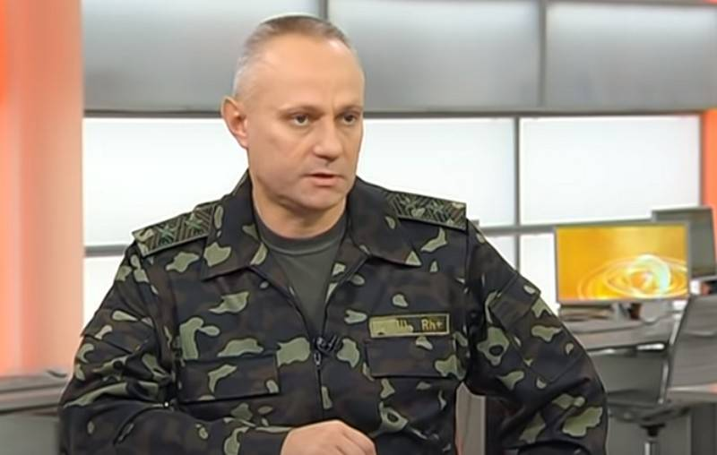 """the General staff of Ukraine was headed by the party """"Ilovaisky boiler"""""""