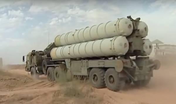 Peritos militares da Turquia foram para a Rússia para estudar o S-400