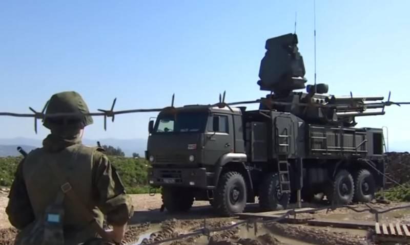 Боевики обстреляли Хмеймим. Сирийская армия ведет тяжелые бои
