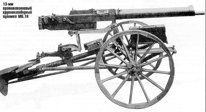 Оружие Второй мировой. Крупнокалиберные авиационные пулемёты