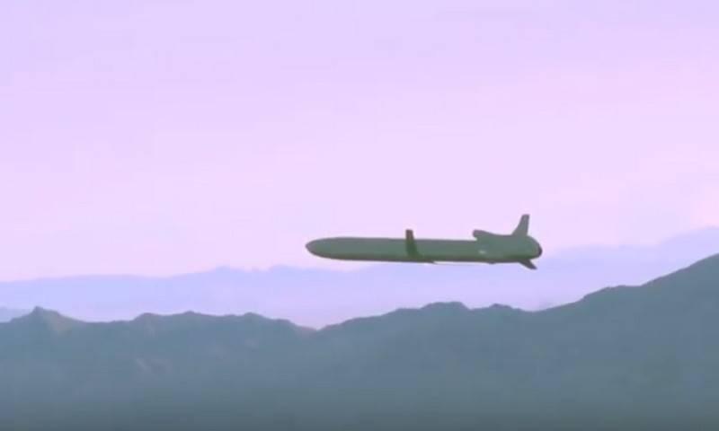 ВВС США получили на вооружение электромагнитные крылатые ракеты