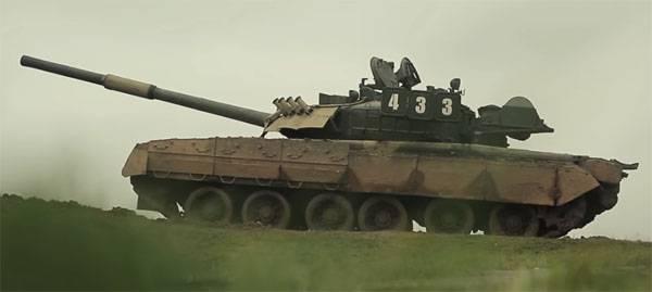 В Приамурье поставлены 40 модернизированных Т-80, скептики против