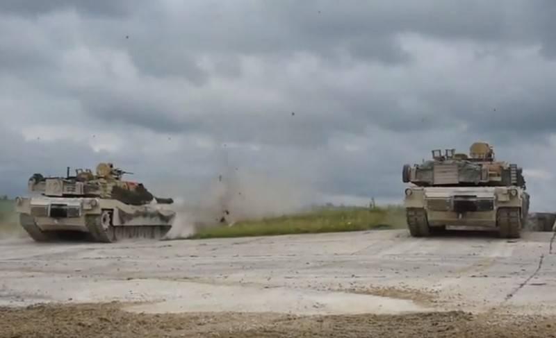 L'esercito degli Stati Uniti ha ricevuto il primo set di brigata di carri armati Abrams M1A2 SEPv3
