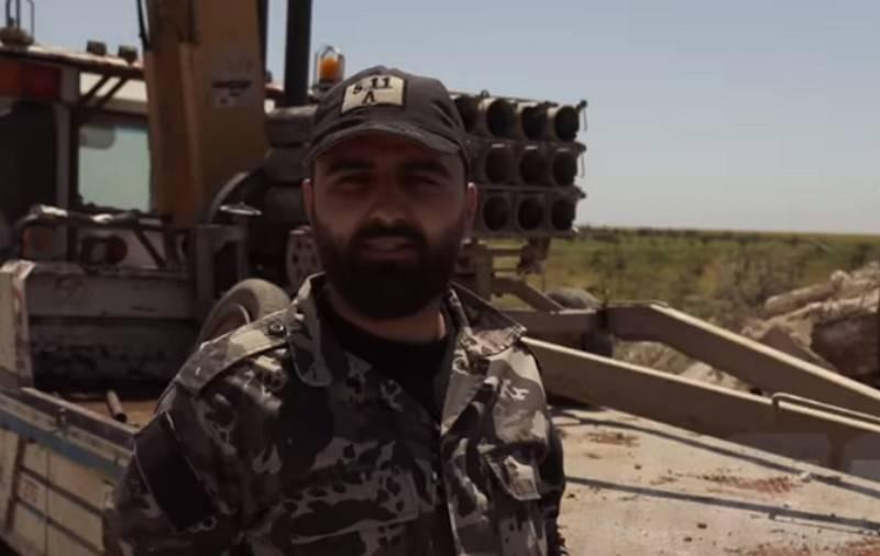 Сирийская армия готовится к крупномасштабному наступлению