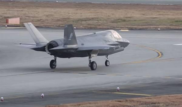 Японцы высказывают претензии властям по поводу F-35