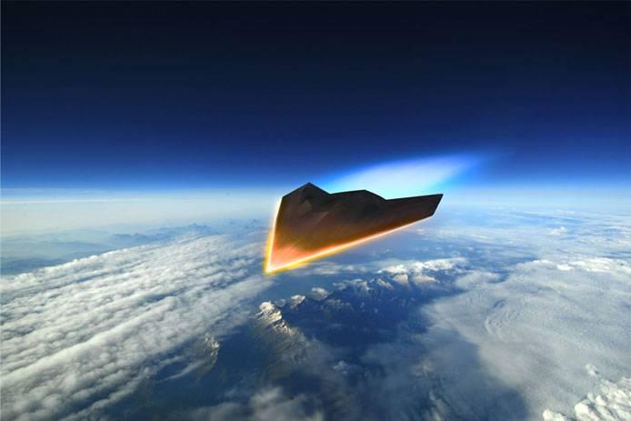 Смелые планы: лазерная ПРО от Raytheon против гиперзвуковых аппаратов