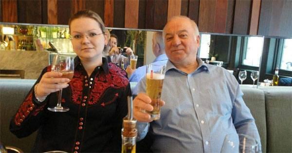 Заявлено о звонке Скрипаля в Россию