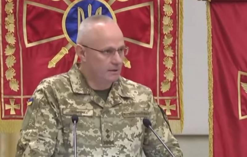 Новый глава Генштаба ВСУ не видит причин для нападения России на Украину