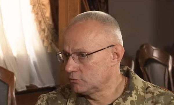 यूक्रेन के सशस्त्र बलों के जनरल स्टाफ के प्रमुख: मेरी समस्या यह है कि मैं इलोवाइस के तहत बच गया