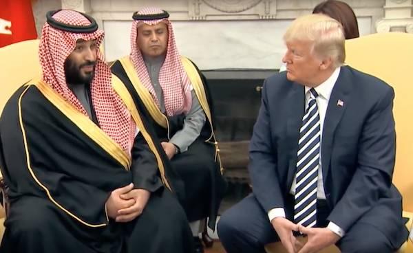 Трамп хочет продать оружие арабским союзникам вопреки воле Конгресса