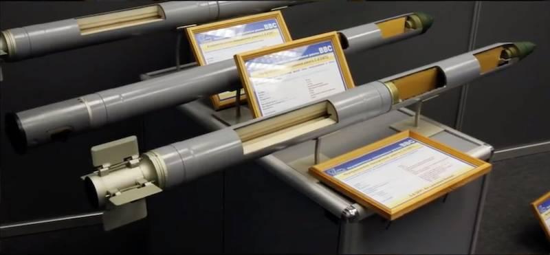 Новые авиационные ракеты «Бронебойщик» готовы к эксплуатации