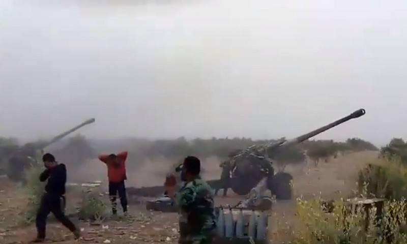 Боевики в Сирии готовят новое наступление