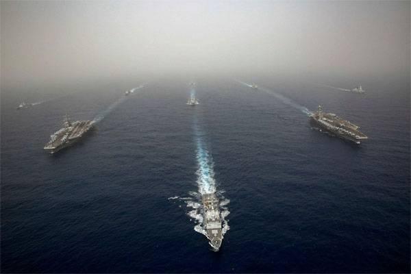 В Иране пообещали отправить на дно авианосцы США секретным оружием