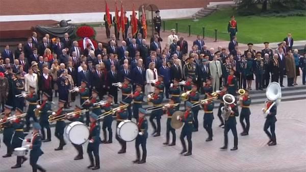 """В Китае высказывают восхищение """"Маршем славянки"""" и хотят """"подобную мелодию"""""""
