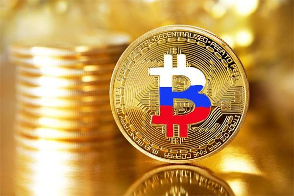 """Названа возможная сфера применения российского """"золотого биткоина"""""""