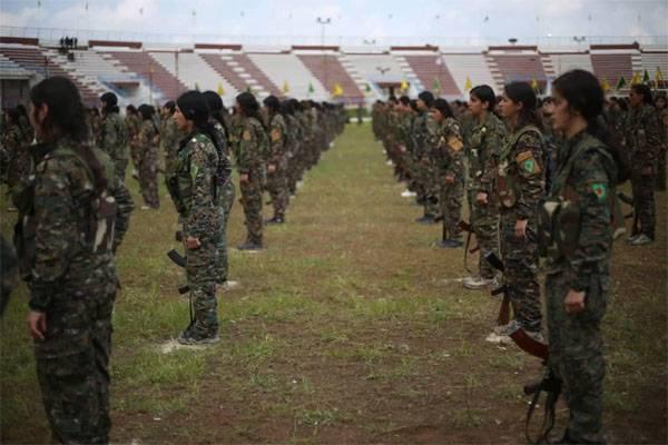 Курдистан: женщины в армии несуществующей страны