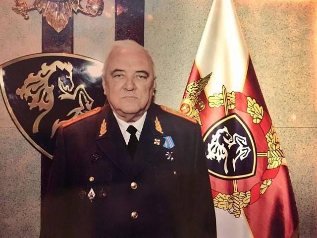 Умер бывший командующий Северо-Кавказским округом ВВ МВД