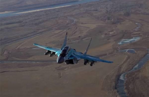 Заявлено о готовности передать Индии технологии МиГ-35