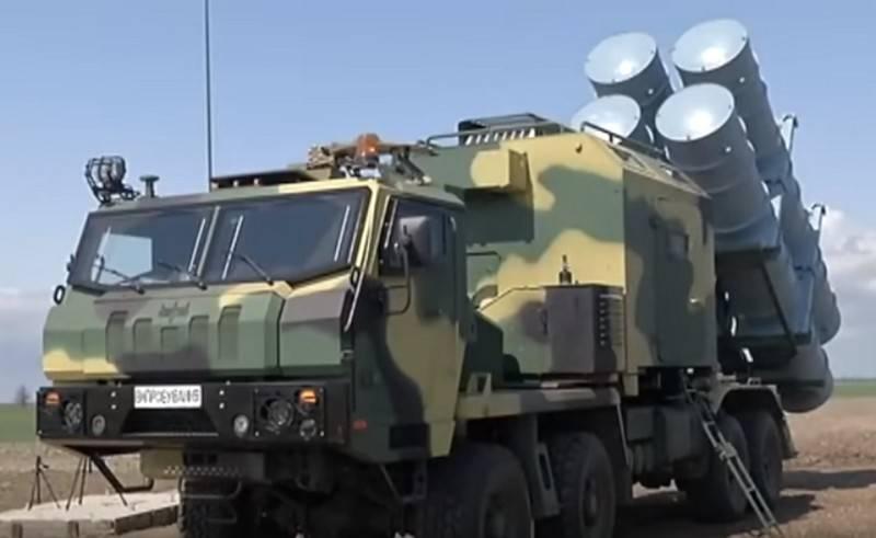 """В Киеве заявили об успешных испытаниях крылатой ракеты """"Нептун"""""""