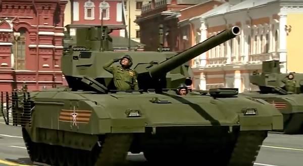"На форуме ""Армия-2019"" покажут ударный БПЛА ""Охотник"" и танк ""Армата"""