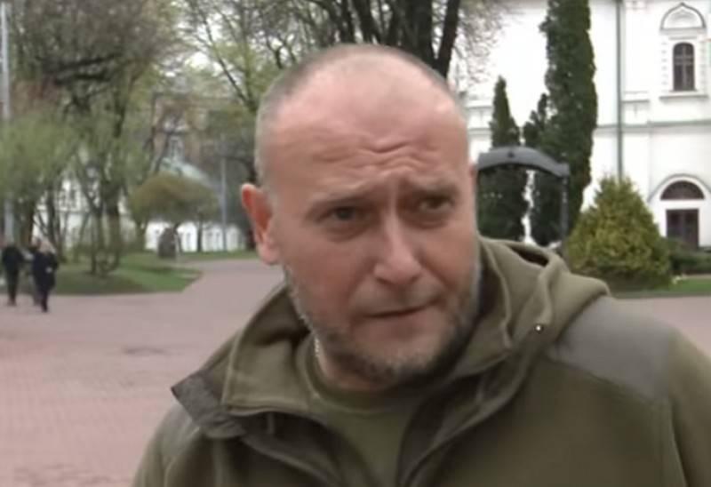 Ярош пригрозил новому президенту Украины Зеленскому