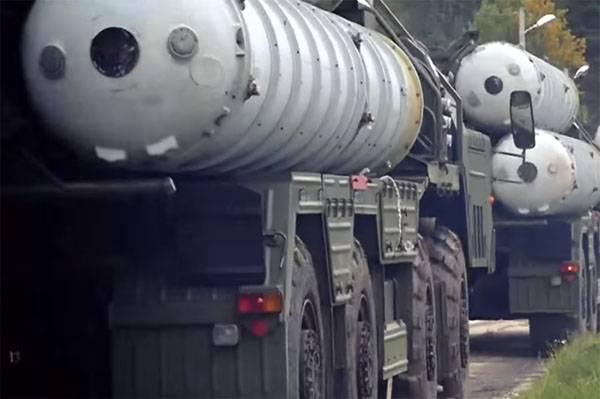 Турция ожидает российских специалистов для развёртывания С-400