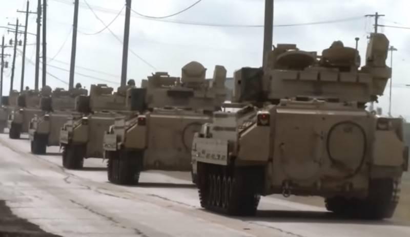 """Европу опять пугают выходом США из НАТО и """"нападением"""" России"""