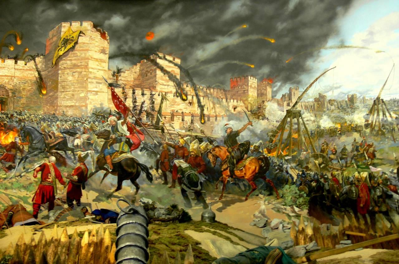 Картинки по запросу гибель византии