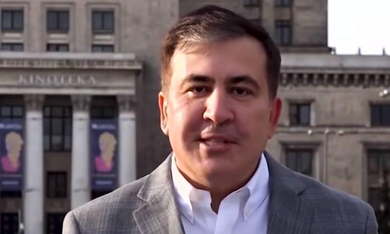 Михаил Саакашвили снова стал украинцем